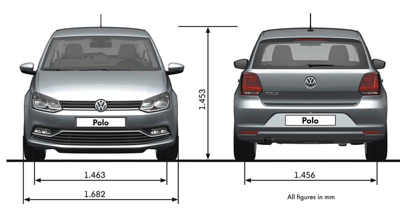 Foto Tecnicas Volkswagen Polo Dos Volumenes 2014
