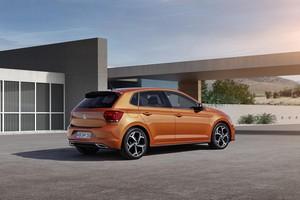 Foto Trasera Volkswagen Polo Dos Volumenes 2018