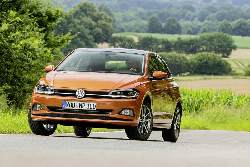 Foto Exteriores (19) Volkswagen Polo Dos Volumenes 2018
