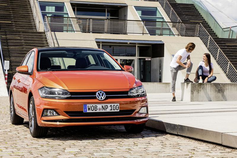 Foto Exteriores (21) Volkswagen Polo Dos Volumenes 2018