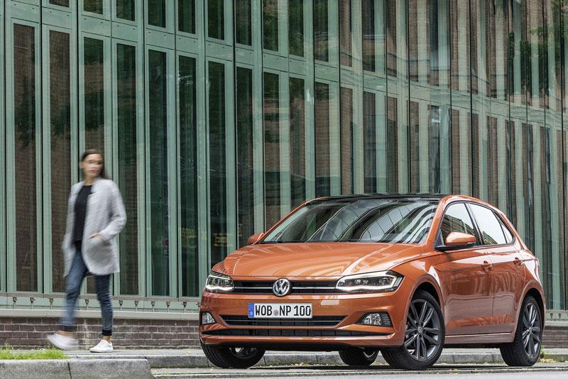 Foto Exteriores (24) Volkswagen Polo Dos Volumenes 2018