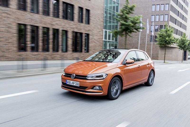 Foto Exteriores (25) Volkswagen Polo Dos Volumenes 2018