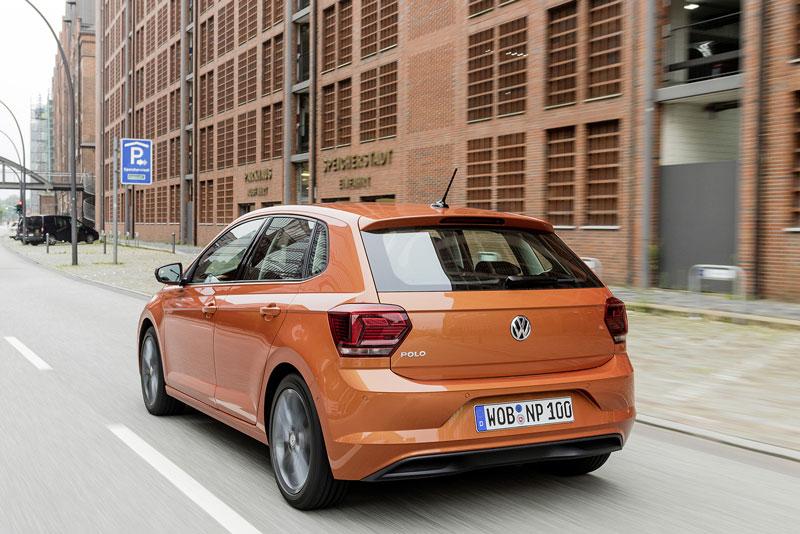 Foto Exteriores (26) Volkswagen Polo Dos Volumenes 2018