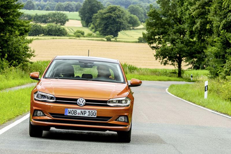 Foto Exteriores (28) Volkswagen Polo Dos Volumenes 2018
