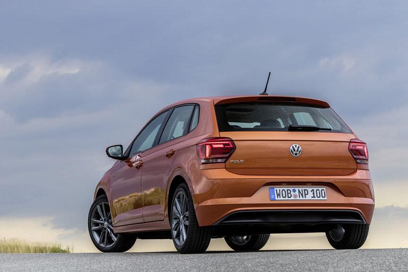 Foto Exteriores (30) Volkswagen Polo Dos Volumenes 2018