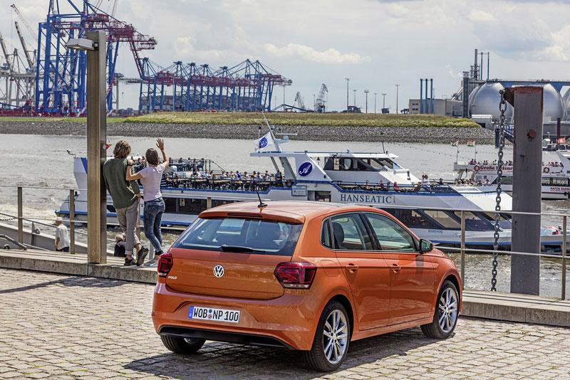 Foto Exteriores (32) Volkswagen Polo Dos Volumenes 2018
