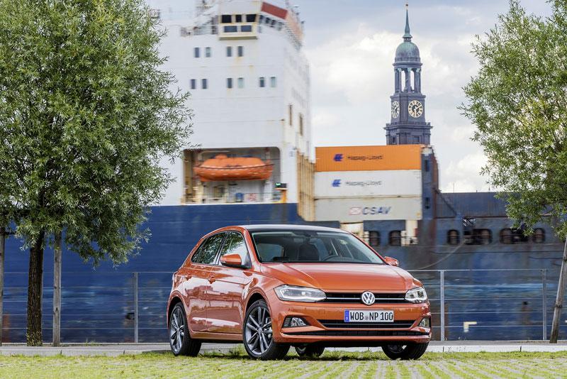 Foto Exteriores (33) Volkswagen Polo Dos Volumenes 2018