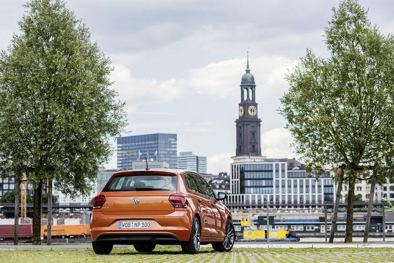 Foto Exteriores (34) Volkswagen Polo Dos Volumenes 2018