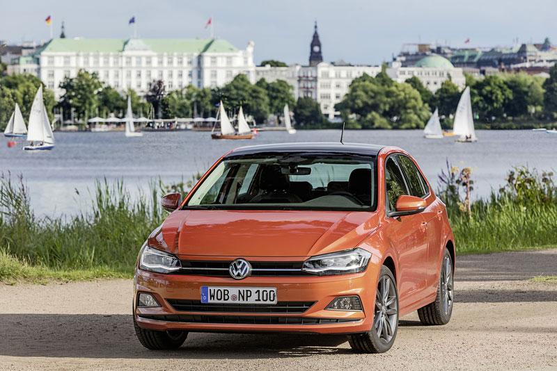 Foto Exteriores (6) Volkswagen Polo Dos Volumenes 2018