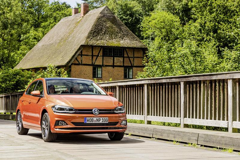 Foto Exteriores (7) Volkswagen Polo Dos Volumenes 2018