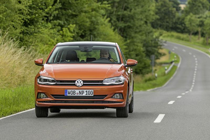 Foto Exteriores (8) Volkswagen Polo Dos Volumenes 2018