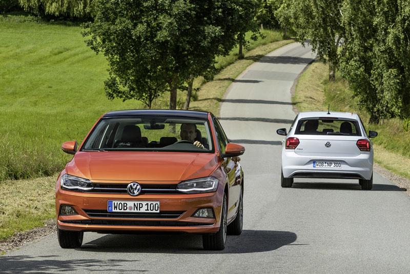 Foto Exteriores (9) Volkswagen Polo Dos Volumenes 2018