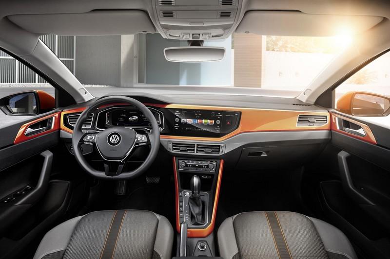 Foto Interiores Volkswagen Polo Dos Volumenes 2018