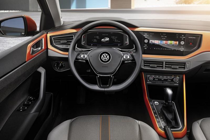 Foto Salpicadero Volkswagen Polo Dos Volumenes 2018