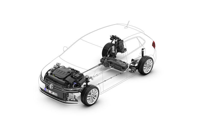 Foto Tecnicas (4) Volkswagen Polo Dos Volumenes 2018
