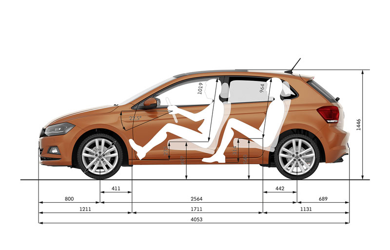 Foto Tecnicas (5) Volkswagen Polo Dos Volumenes 2018