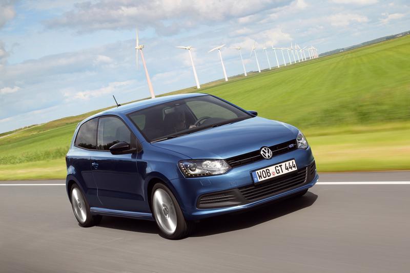 Nuevo Volkswagen Polo BlueGT 2012