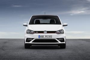 Foto Delantera Volkswagen Polo-gti Dos Volumenes 2014