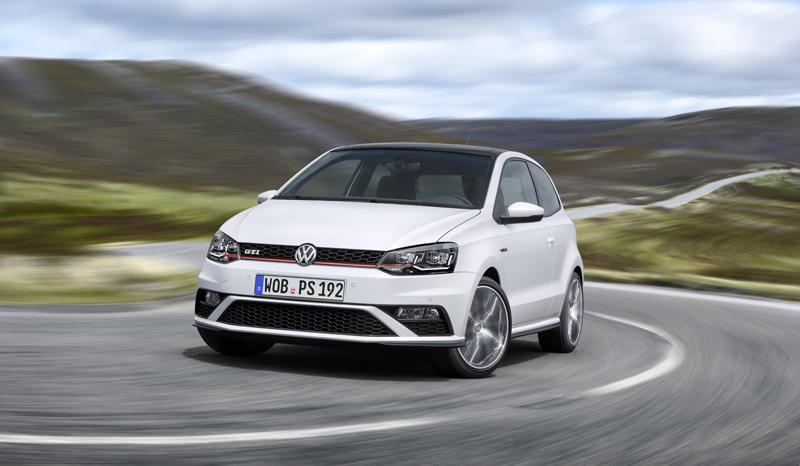 Foto Perfil Volkswagen Polo Gti Dos Volumenes 2014