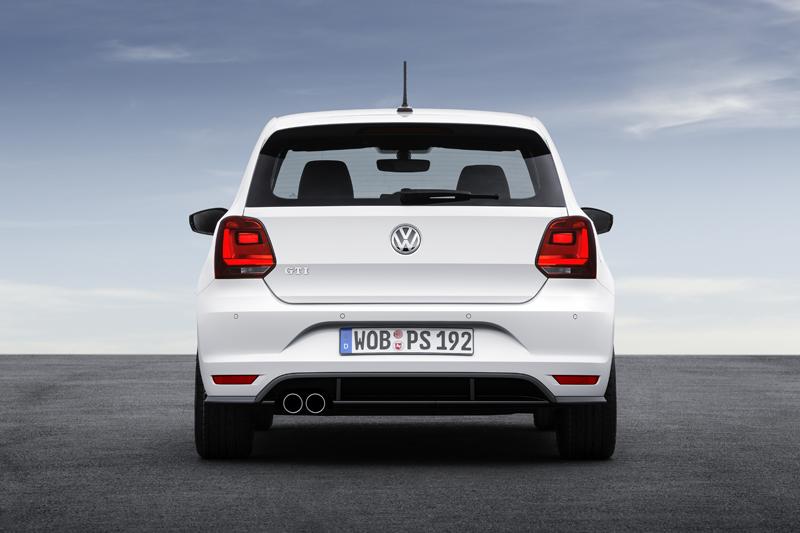 Foto Trasera Volkswagen Polo-gti Dos Volumenes 2014