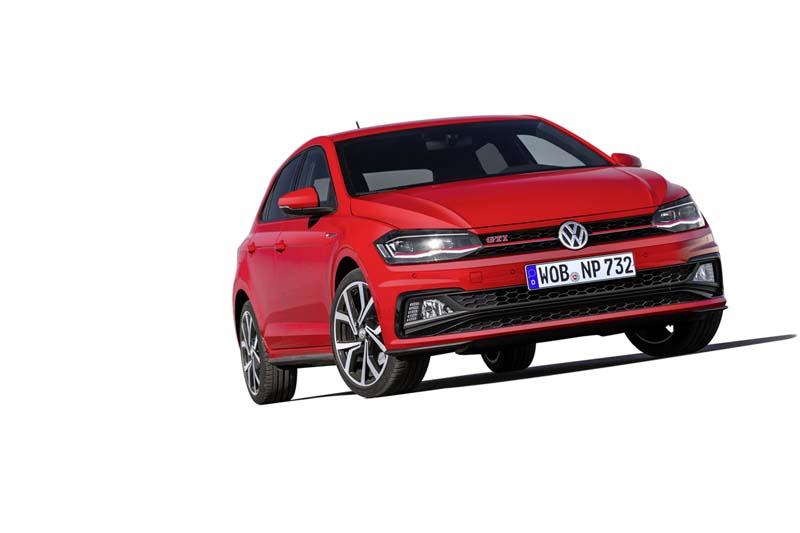 Foto Delantera Volkswagen Polo Gti Dos Volumenes 2017
