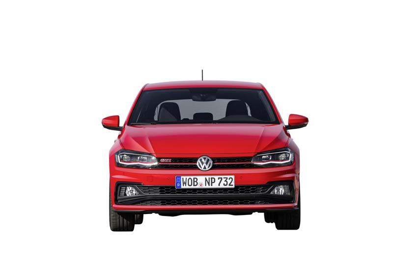Foto Exteriores Volkswagen Polo Gti Dos Volumenes 2017