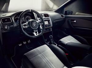Foto Salpicadero Volkswagen Polo-r-wrc Dos Volumenes 2013