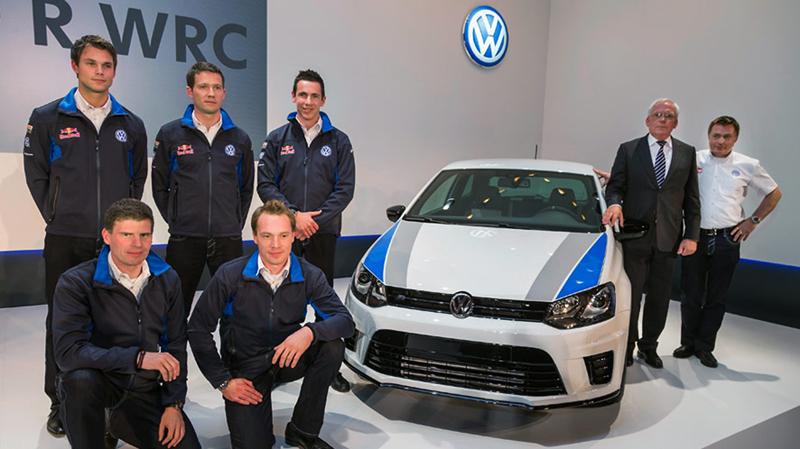 Foto Exteriores (2) Volkswagen Polo-r-wrc Dos Volumenes 2013