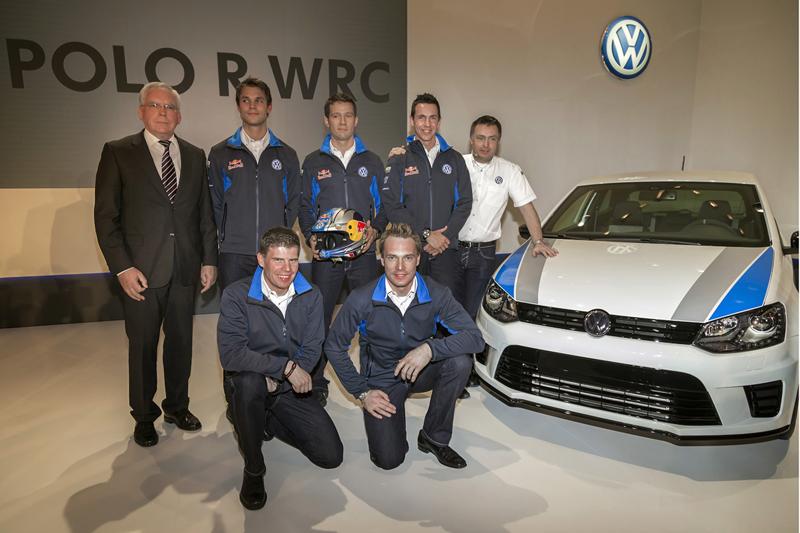 Foto Exteriores Volkswagen Polo R Wrc Dos Volumenes 2013