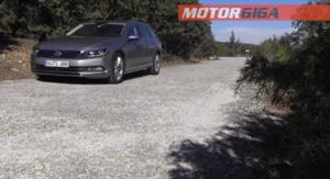 Foto Prueba Dinamica 12 Volkswagen Prueba-volkswagen-passat Familiar 2015