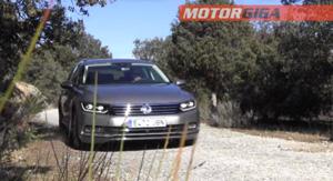 Foto Prueba Dinamica 3 Volkswagen Prueba-volkswagen-passat Familiar 2015