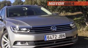 Foto Prueba Dinamica 9 Volkswagen Prueba-volkswagen-passat Familiar 2015