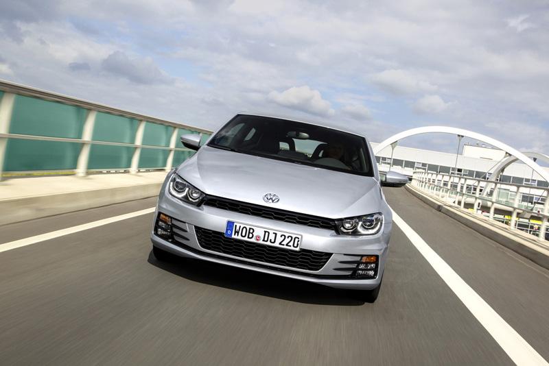 Foto Delantera Volkswagen Scirocco Coupe Dos Volumenes 2014