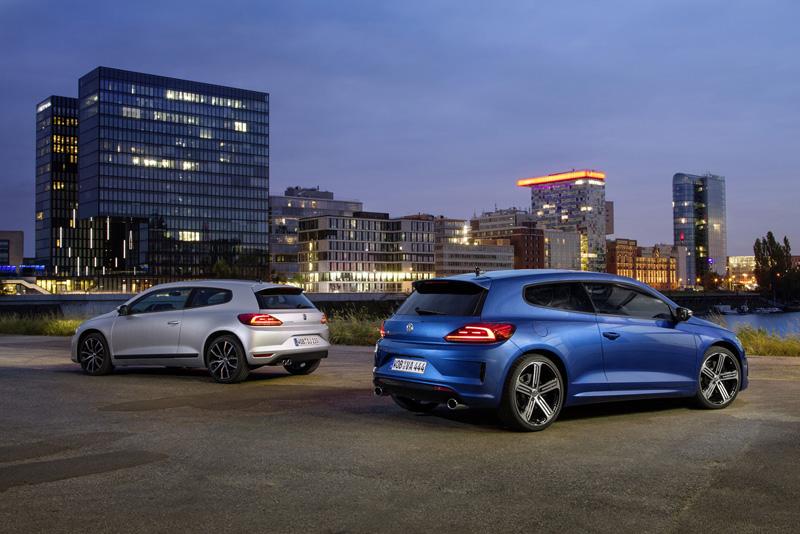 Foto Exterior Volkswagen Scirocco Coupe Dos Volumenes 2014
