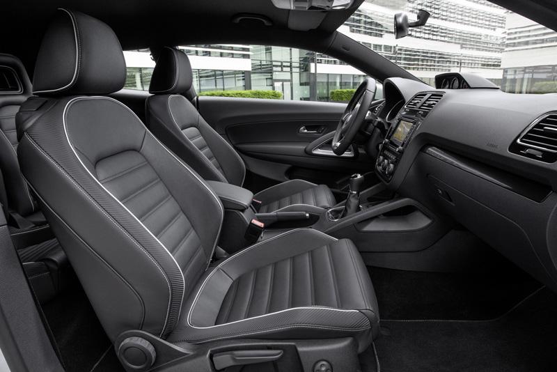 Foto Interior Volkswagen Scirocco Coupe Dos Volumenes 2014