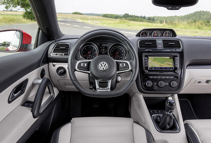 Foto Salpicadero Volkswagen Scirocco Coupe Dos Volumenes 2014