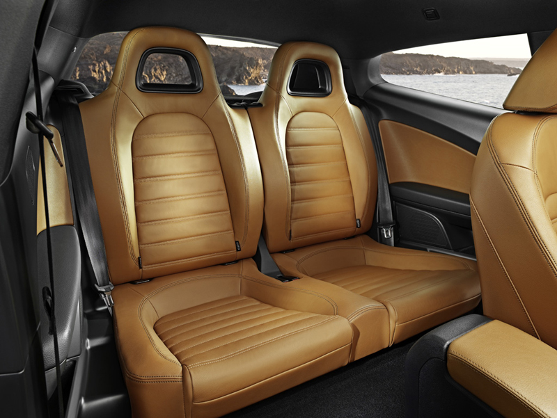 Foto Interiores Volkswagen Scirocco Cupe 2009