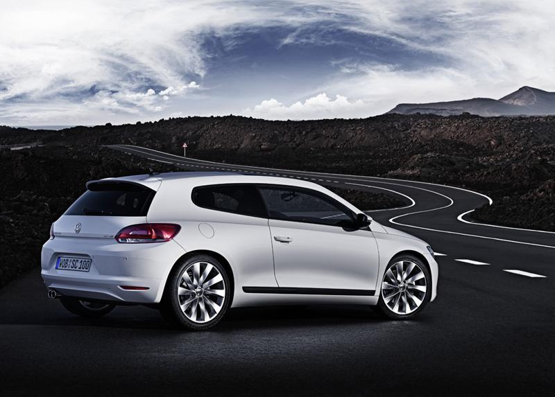 Foto Perfil Volkswagen Scirocco Cupe 2009