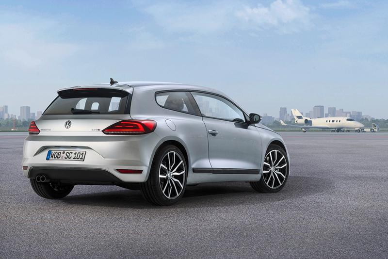 Foto Exteriores Volkswagen Scirocco Cupe 2014