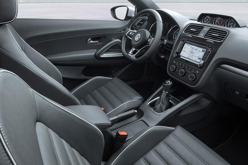 Foto Interiores Volkswagen Scirocco Cupe 2014