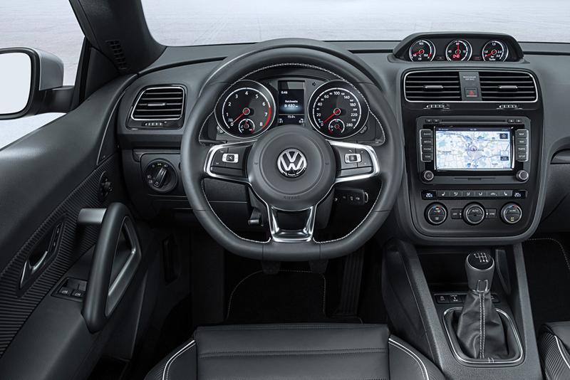 Volkswagen Scirocco en el Salón de Ginebra 2014