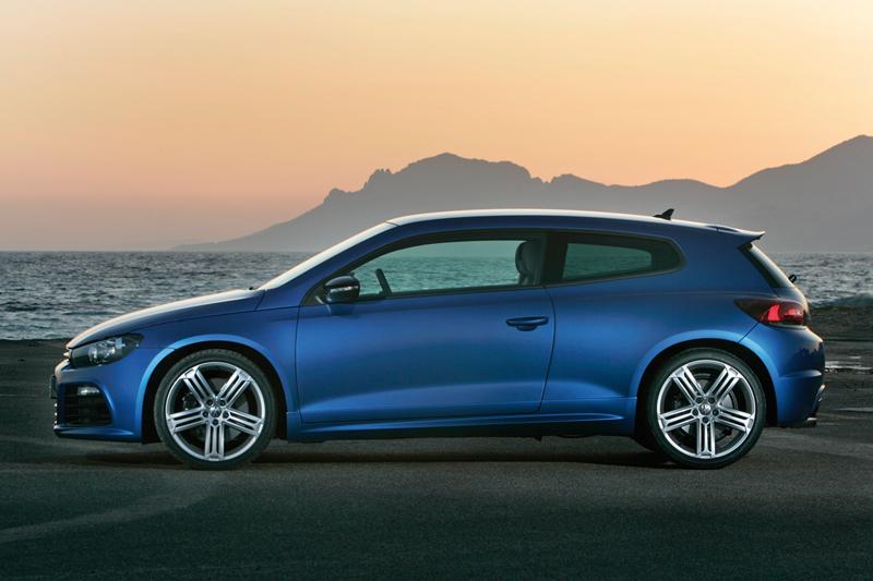 Foto Perfil Volkswagen Scirocco R Cupe 2010