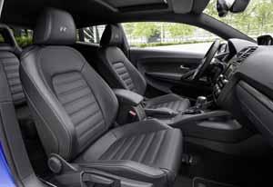 Foto Interior (1) Volkswagen Scirocco-r Cupe 2014