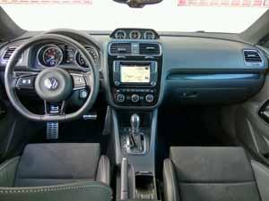 Foto Interior (3) Volkswagen Scirocco-r Cupe 2014