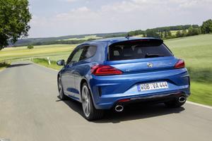 Foto Trasera Volkswagen Scirocco-r Cupe 2014