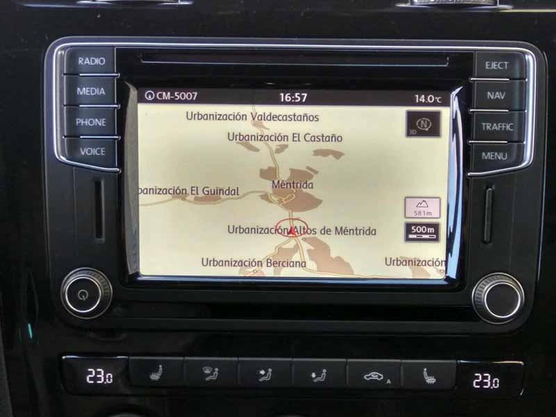 Volkswagen Scirocco R 2014, foto detalle