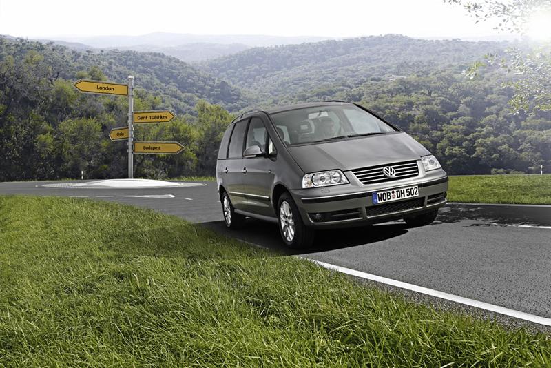 Foto Exteriores Volkswagen Sharan Monovolumen 2007