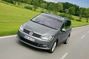 Foto Exteriores-(1) Volkswagen Sharan Monovolumen 2010
