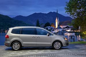 Foto Exteriores-(11) Volkswagen Sharan Monovolumen 2010