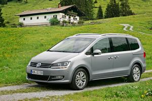 Foto Exteriores-(12) Volkswagen Sharan Monovolumen 2010